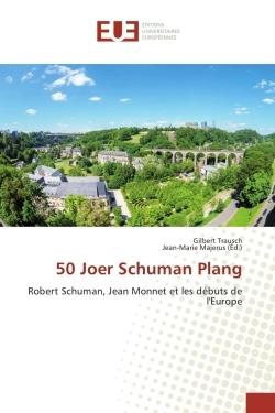 50 JOER SCHUMAN PLANG