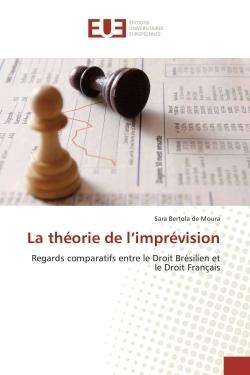 LA THEORIE DE L'IMPREVISION