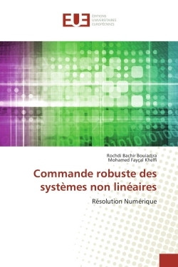 COMMANDE ROBUSTE DES SYSTEMES NON LINEAIRES