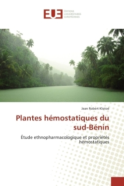 PLANTES HEMOSTATIQUES DU SUD-BENIN