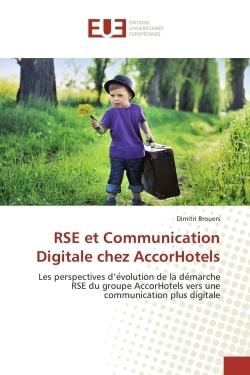 RSE ET COMMUNICATION DIGITALE CHEZ ACCORHOTELS