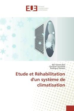 ETUDE ET REHABILITATION D'UN SYSTEME DE CLIMATISATION