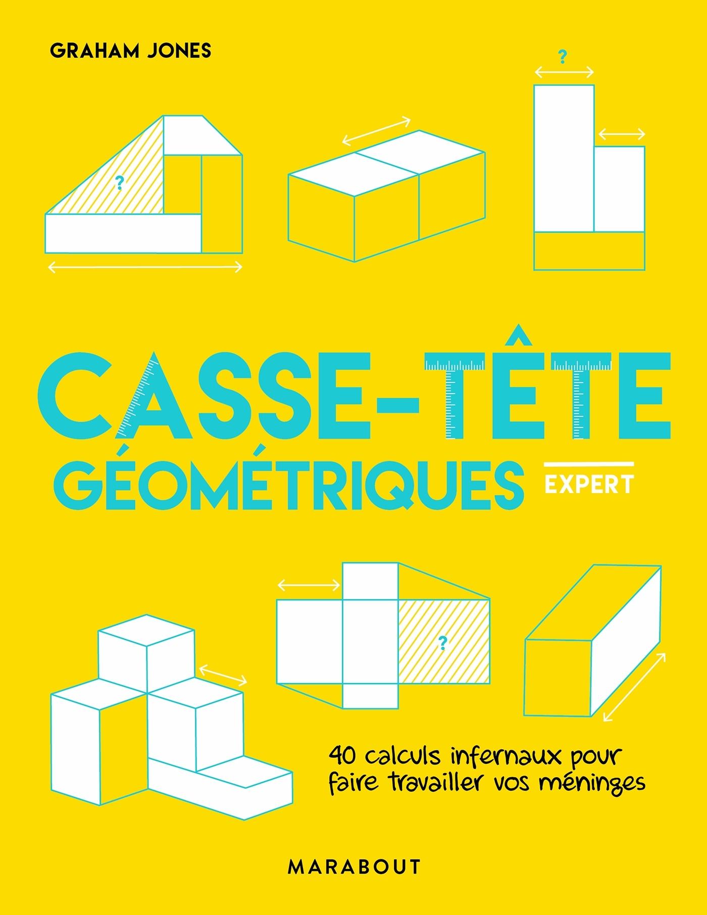 CASSE-TETE GEOMETRIQUE - EXPERT