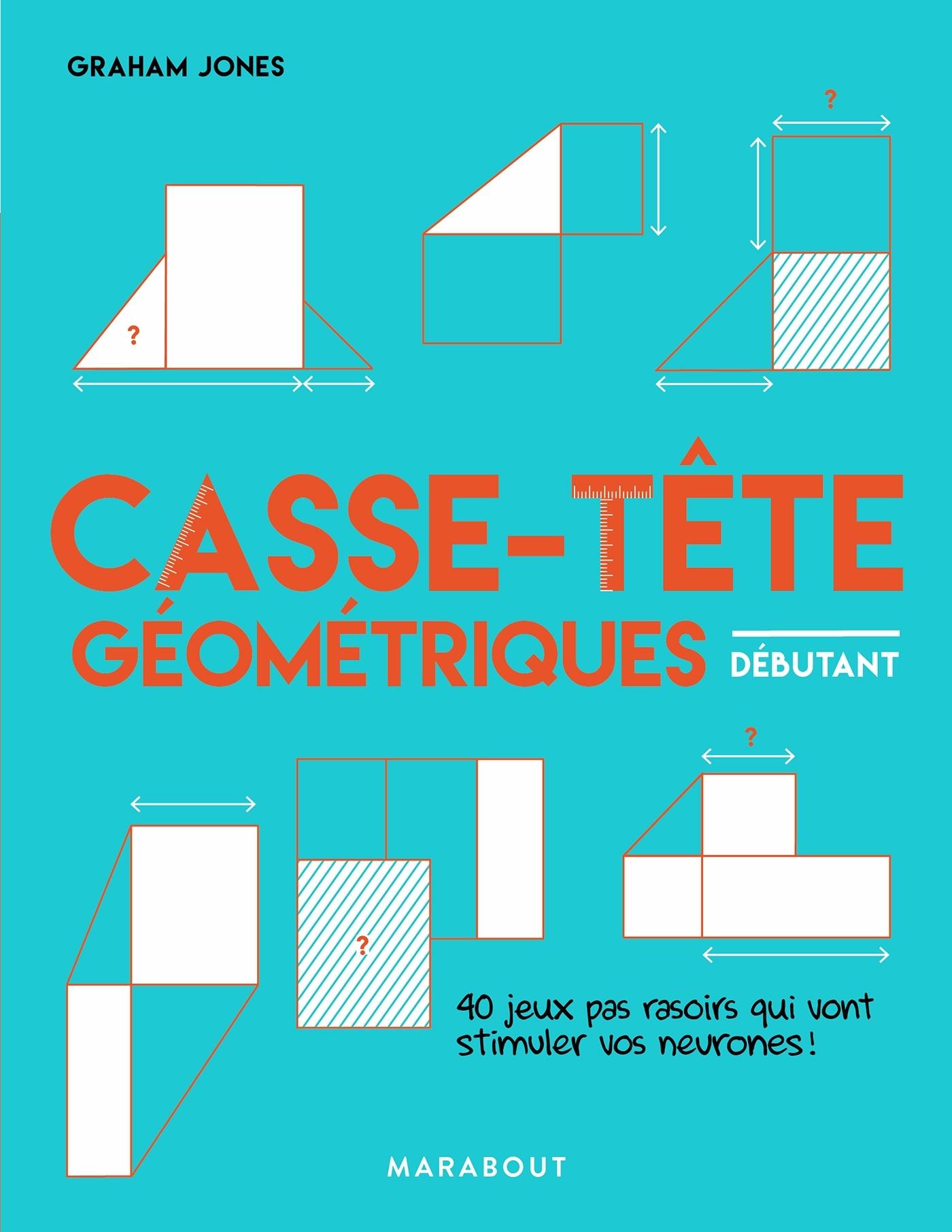 CASSE-TETE GEOMETRIQUE - DEBUTANT