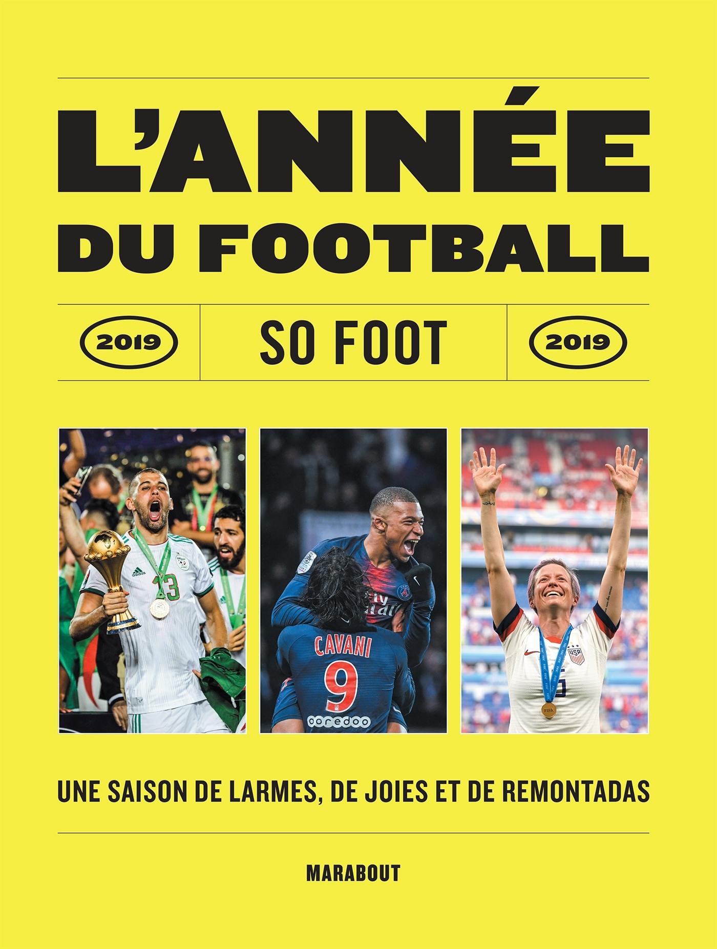 L'ANNEE DU FOOTBALL 2019