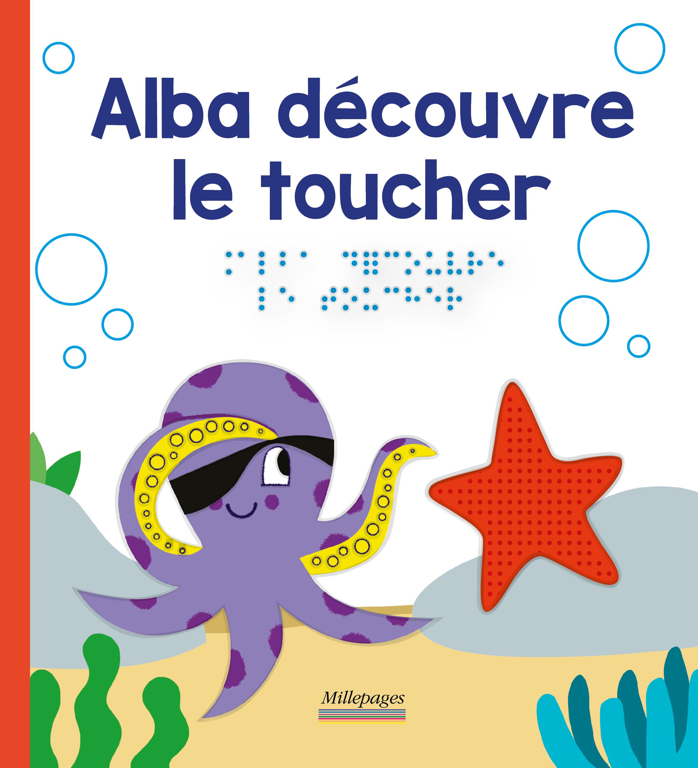 ALBA DECOUVRE LE TOUCHER