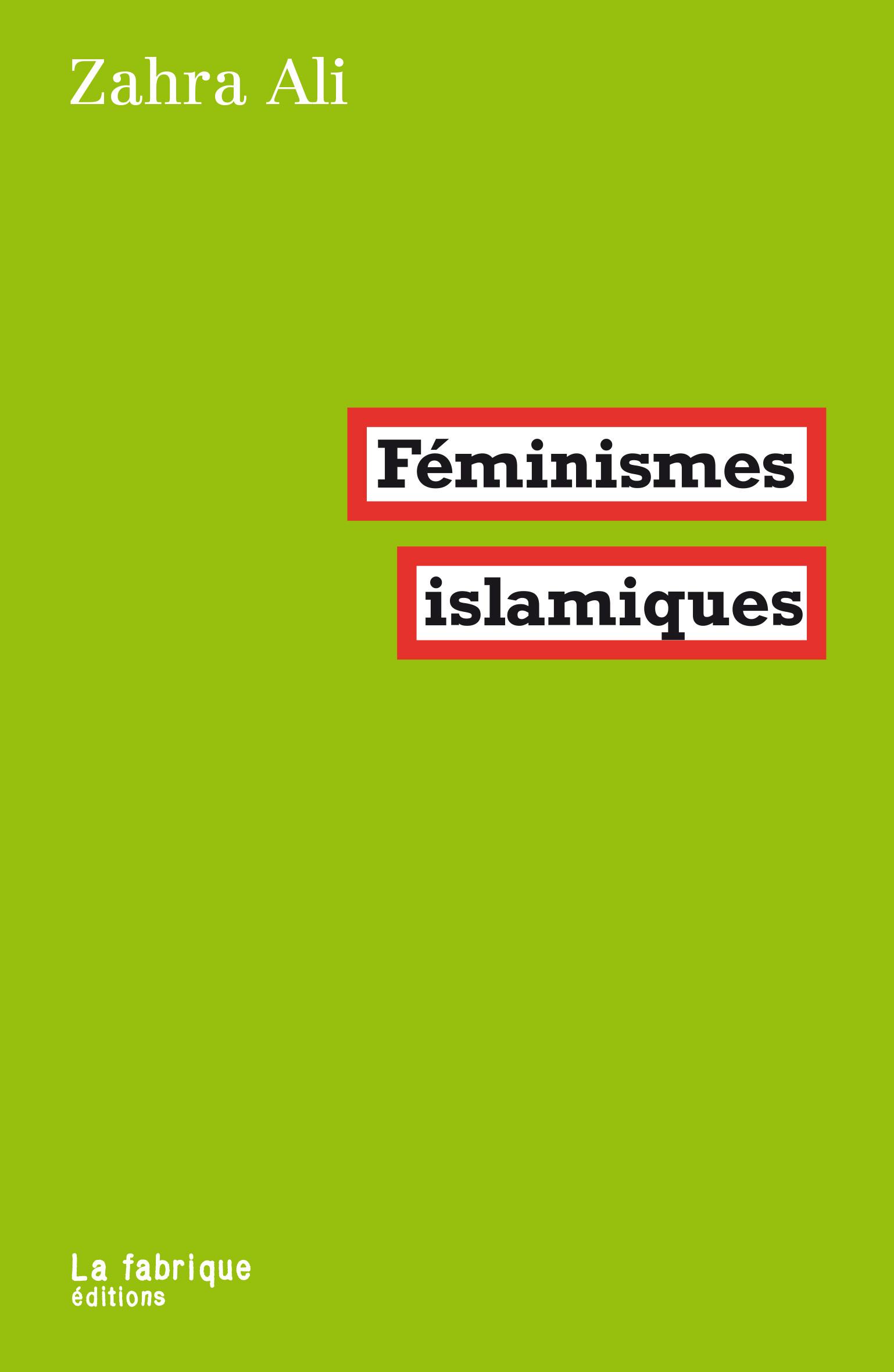 FEMINISMES ISLAMIQUES