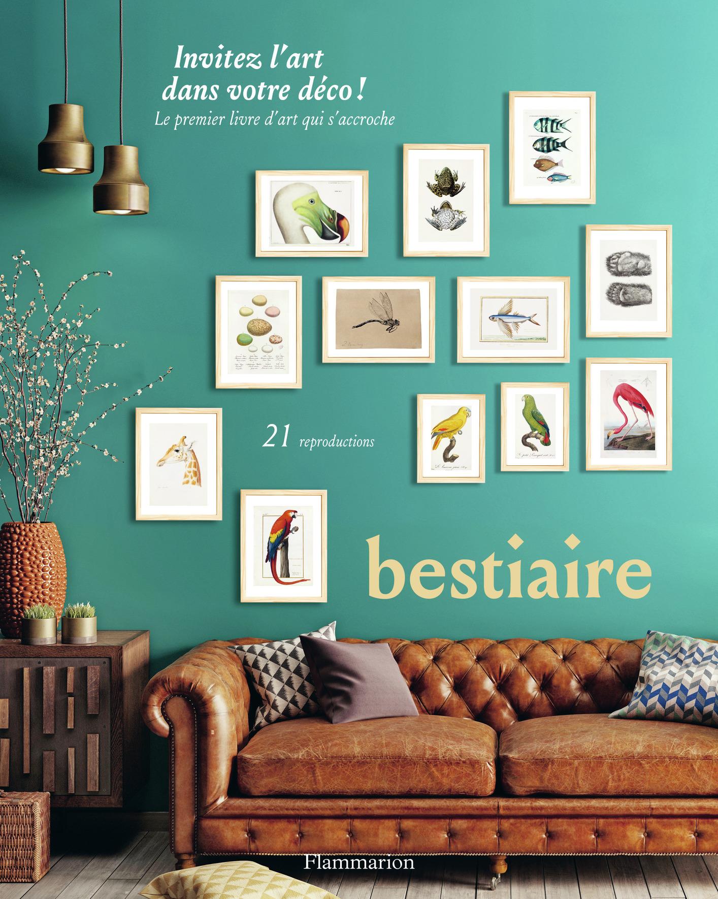 BESTIAIRE - INVITEZ L'ART DANS VOTRE DECO !