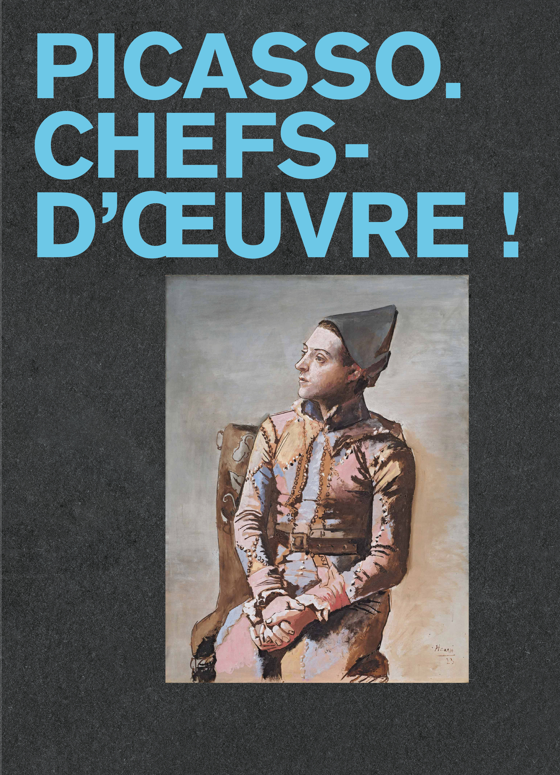 PICASSO. CHEFS-D'OEUVRE !