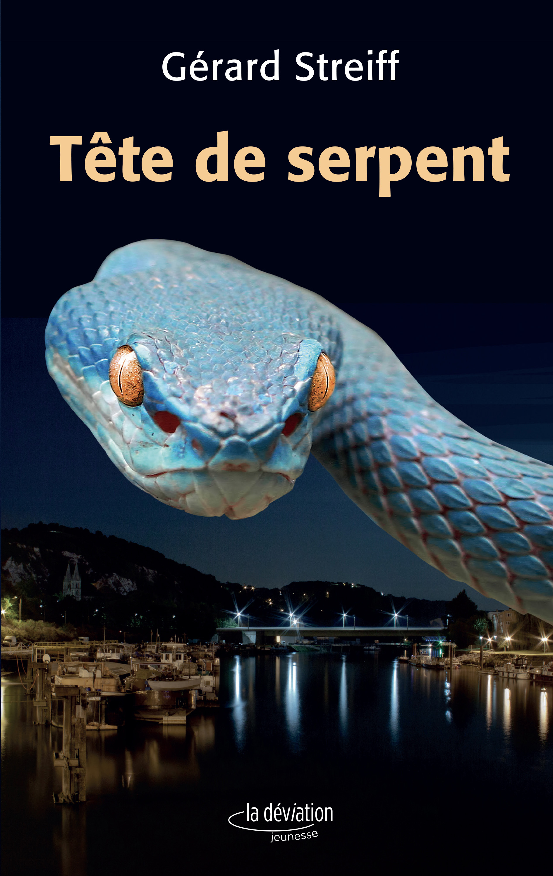 TETE DE SERPENT