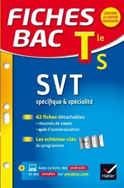 10 - FICHES BAC SVT TLE S (SPECIFIQUE & SPECIALITE) - FICHES DE REVISION - TERMINALE S