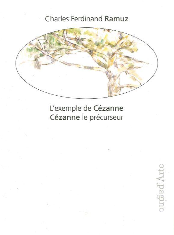 L' EXEMPLE DE CEZANNE LE PRECURSEUR