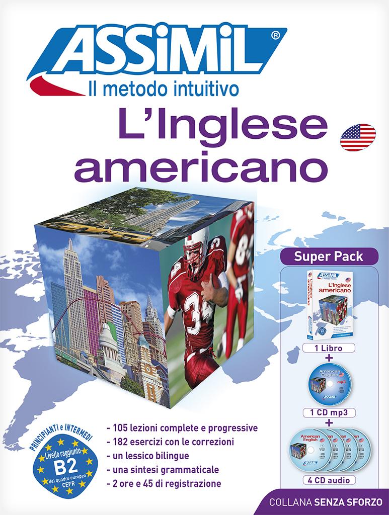 SUPERPACK INGLESE AMERICANO