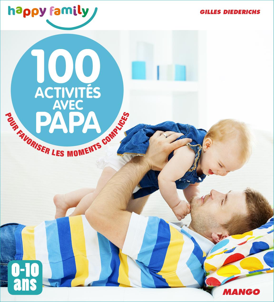 100 ACTIVITES AVEC PAPA