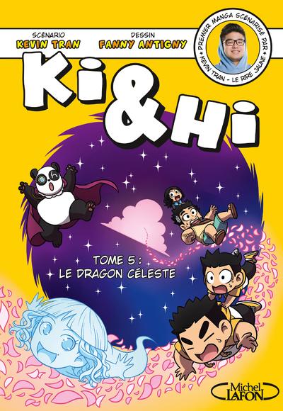 KI & HI - TOME 5 LE DRAGON CELESTE - VOL05