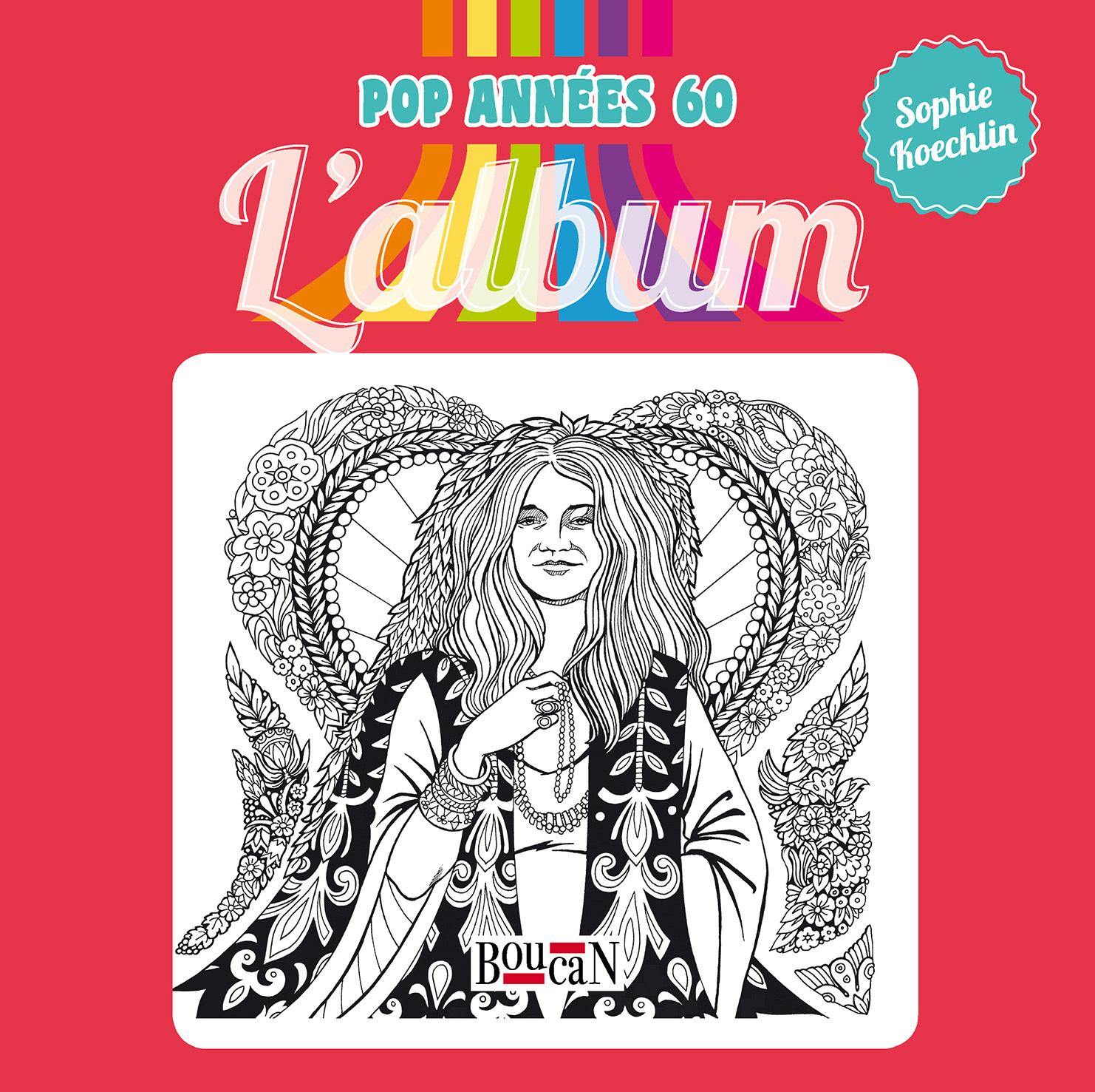 POP ANNEES 60, L'ALBUM