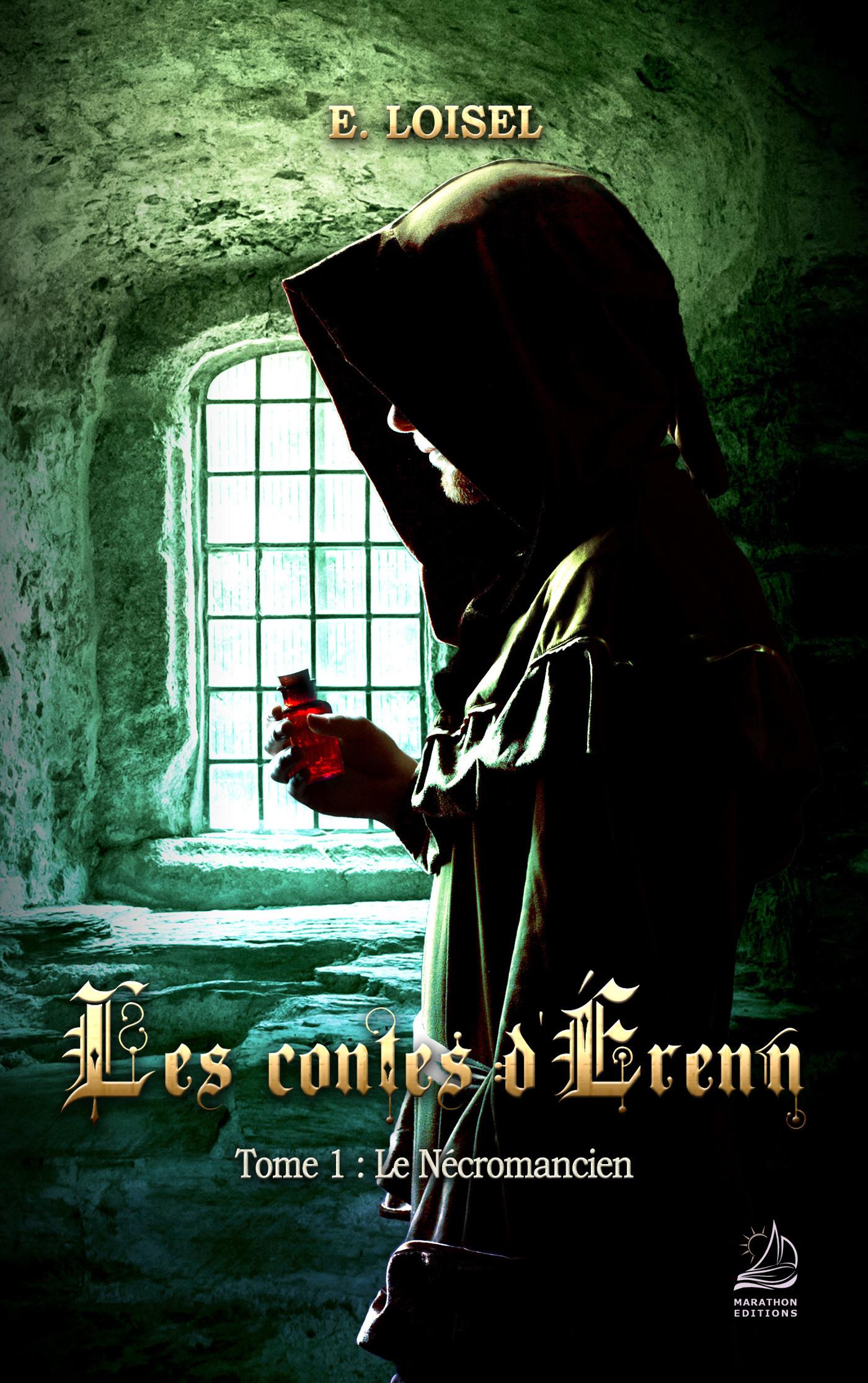 LES CONTES D'ERENN - T01 - LE NECROMANCIEN