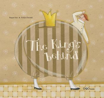 THE KING'S BEHIND  (ANGLAIS)
