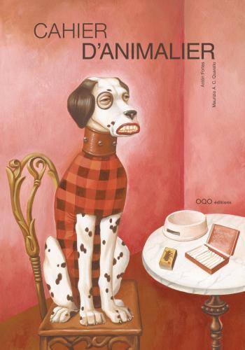 CAHIER D'ANIMALIER