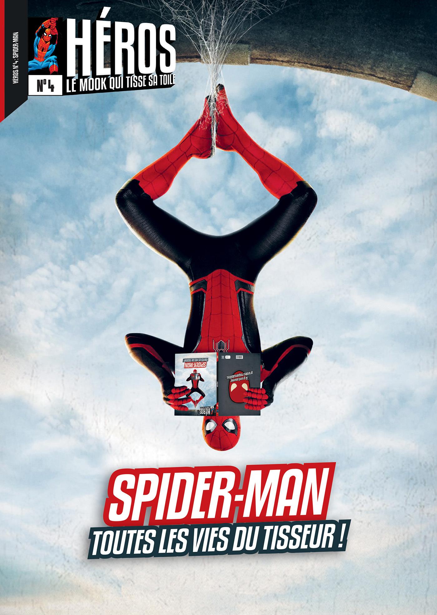 HEROS 4 SPIDER-MAN