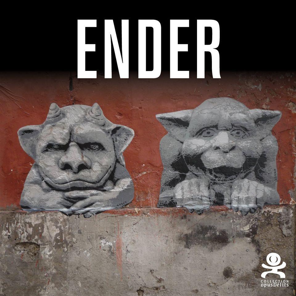 ENDER - LA COMEDIE URBAINE - OPUS DELITS 40