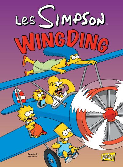 LES SIMPSON - TOME 16 WINGDING - VOL16