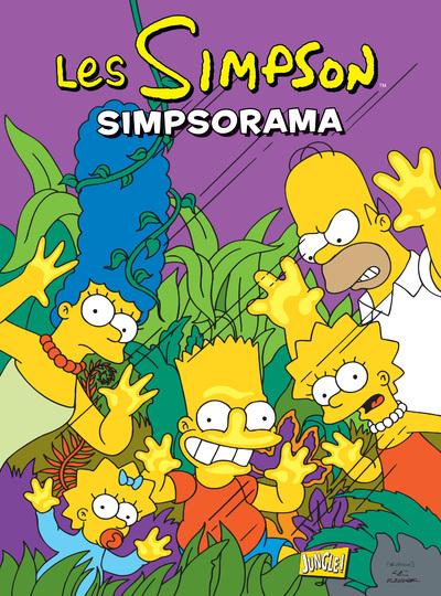 LES SIMPSON - TOME 15 SIMPSORAMA - VOL15
