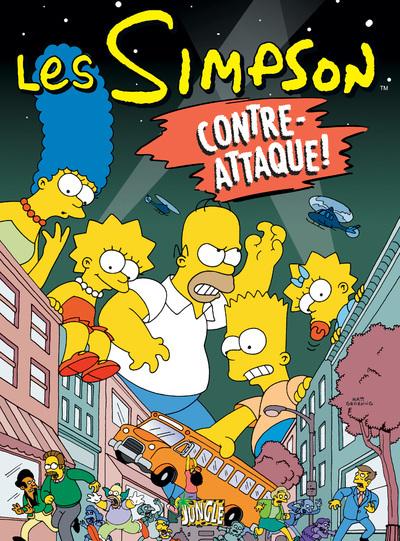 LES SIMPSON - TOME 12 CONTRE-ATTAQUE ! - VOL12