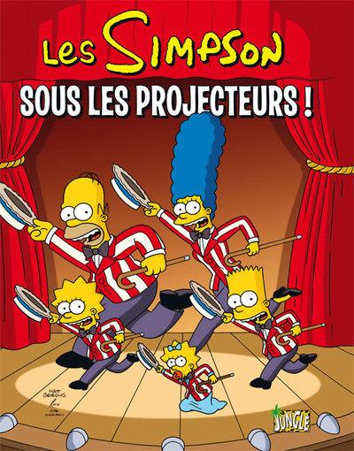 LES SIMPSON - TOME 13 SOUS LES PROJECTEURS - VOL13