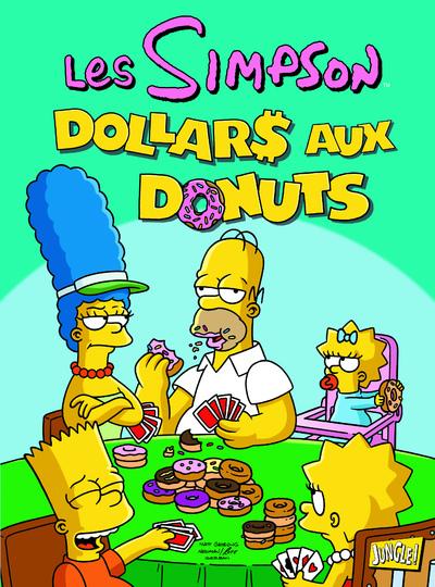 LES SIMPSON - TOME 20 DOLLARS AUX DONUTS - VOL20