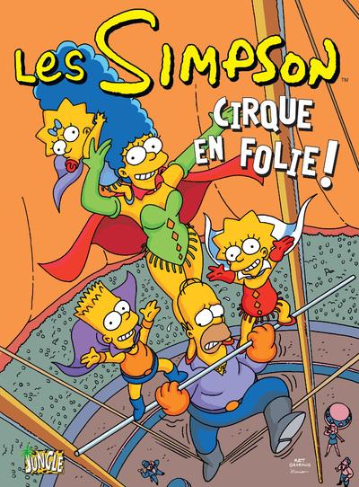 LES SIMPSON - TOME 11 CIRQUE EN FOLIE ! - VOL11