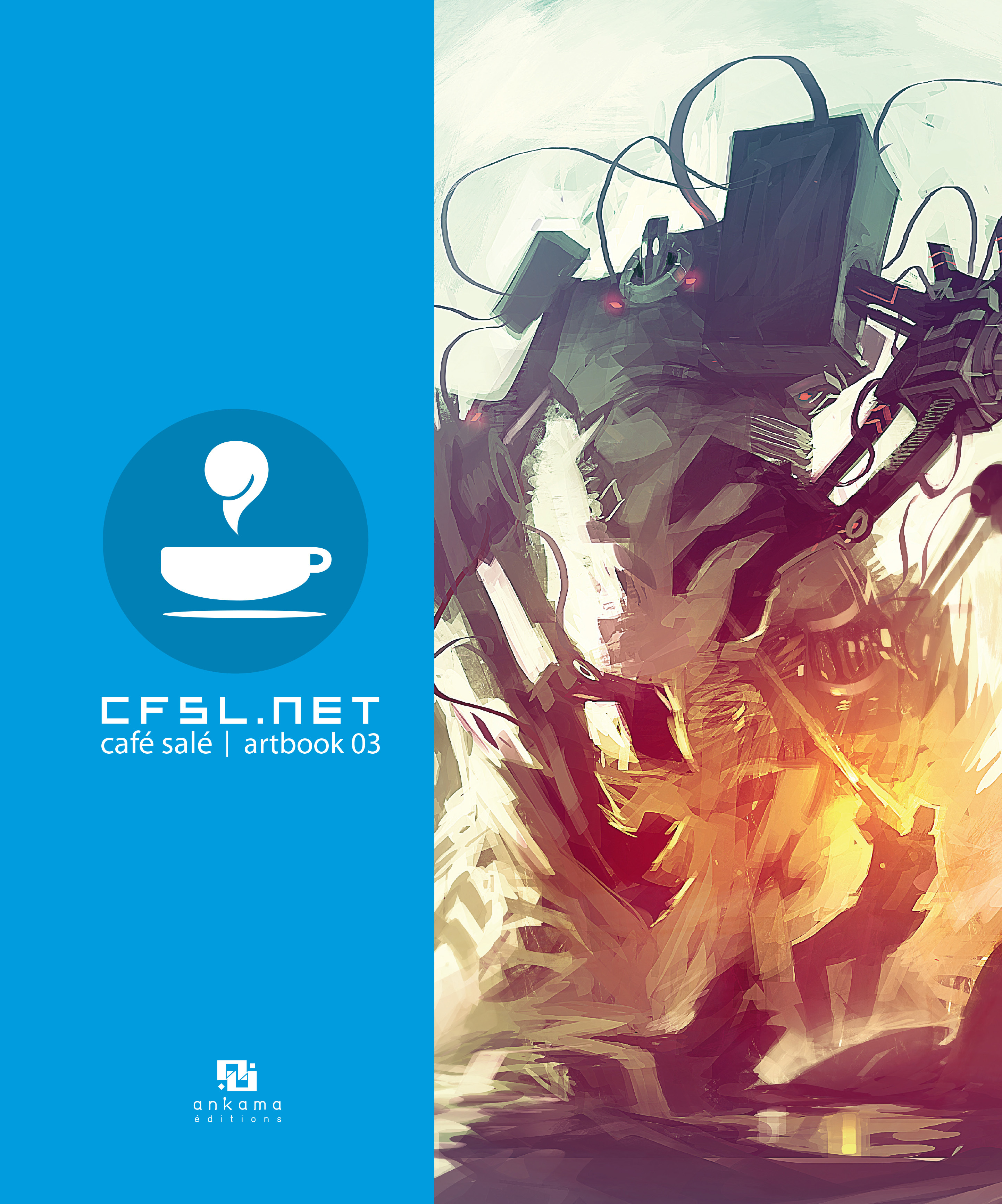 CFSL.NET CAFE SALE ARTBOOK T03