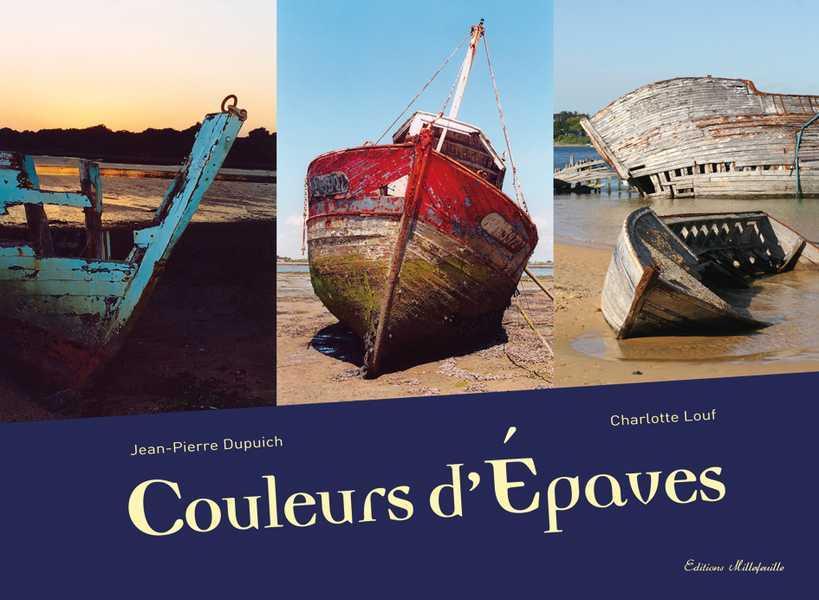 COULEURS D EPAVES