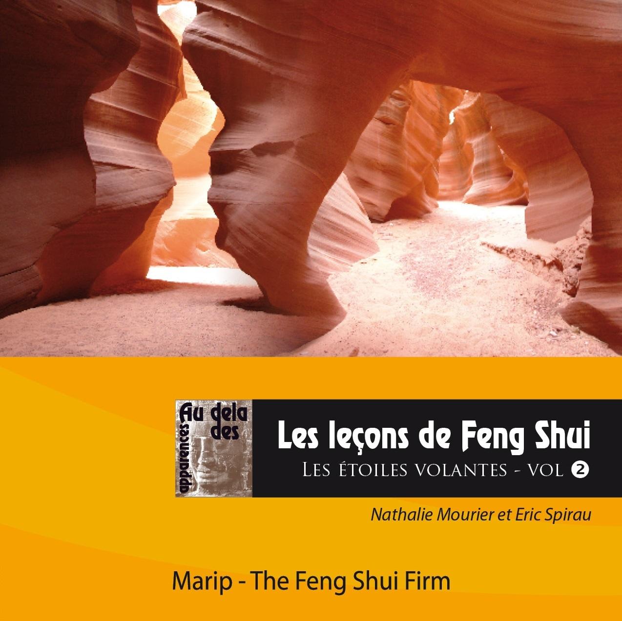 LES LECONS DE FENG SHUI - LES ETOILES VOLANTES VOL. 2 - POUR SE FORMER CHEZ SOI