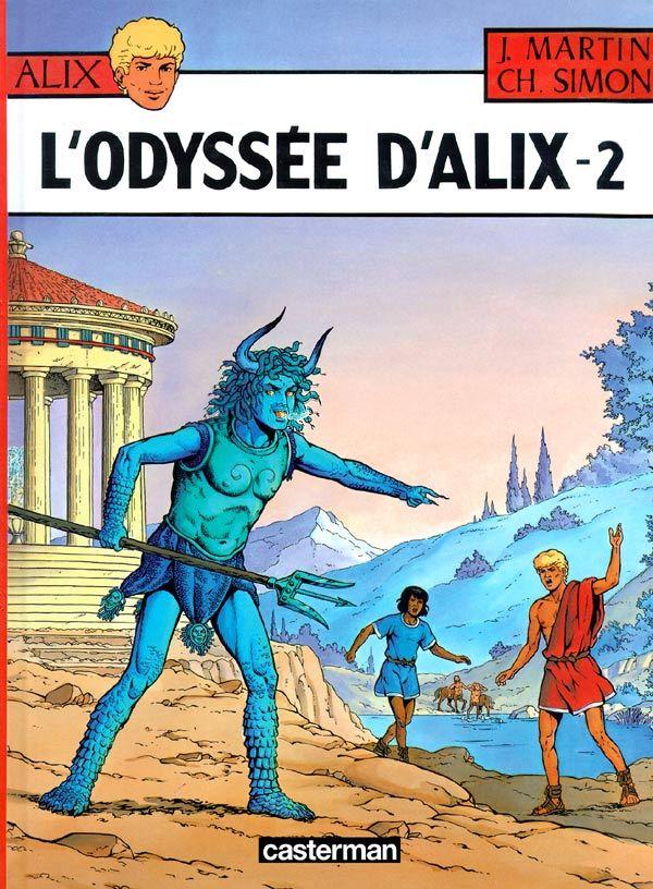 L' ODYSSEE D'ALIX - 2