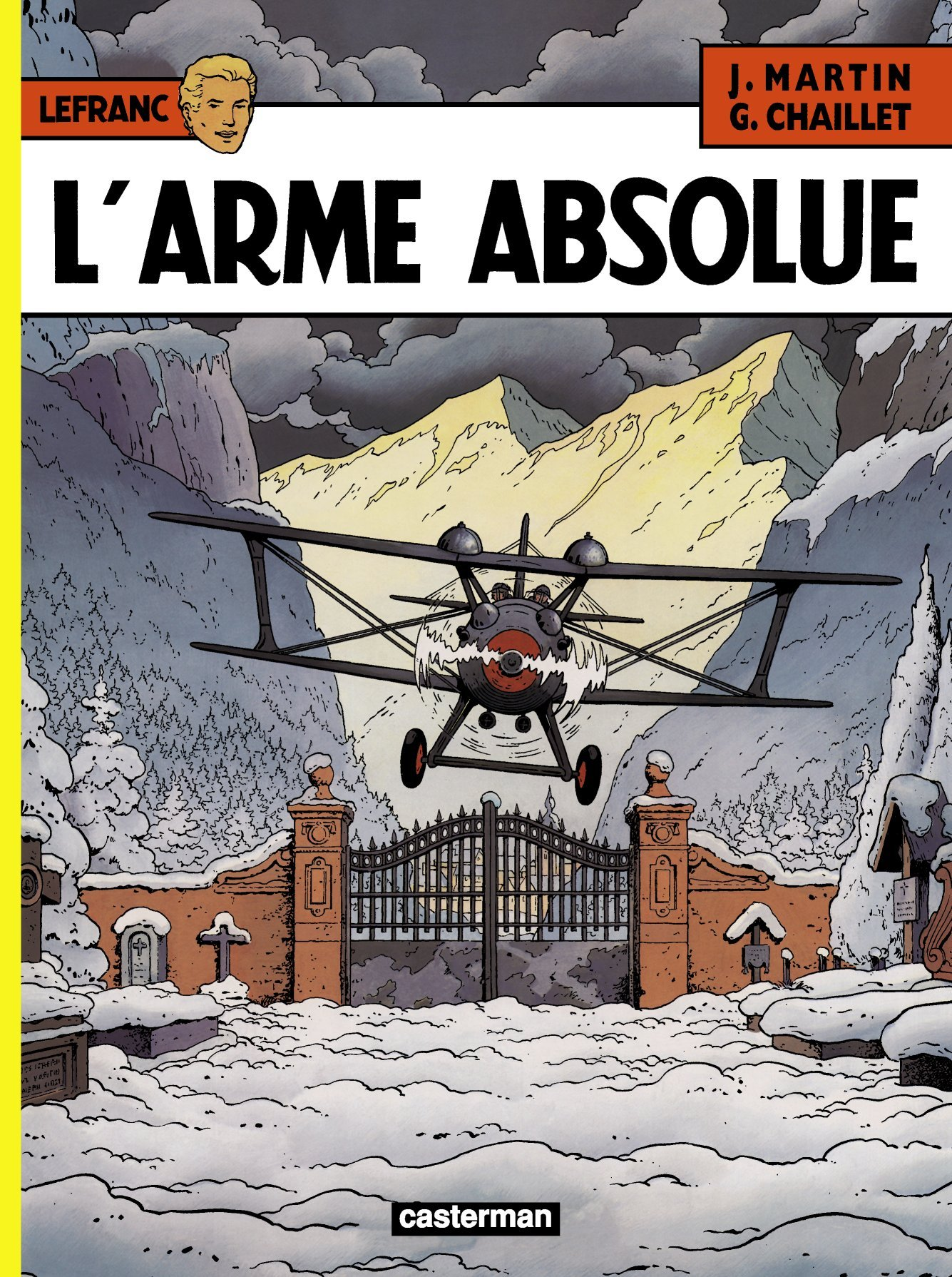 L' ARME ABSOLUE