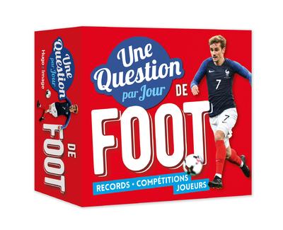 UNE QUESTION DE FOOT PAR JOUR 2019