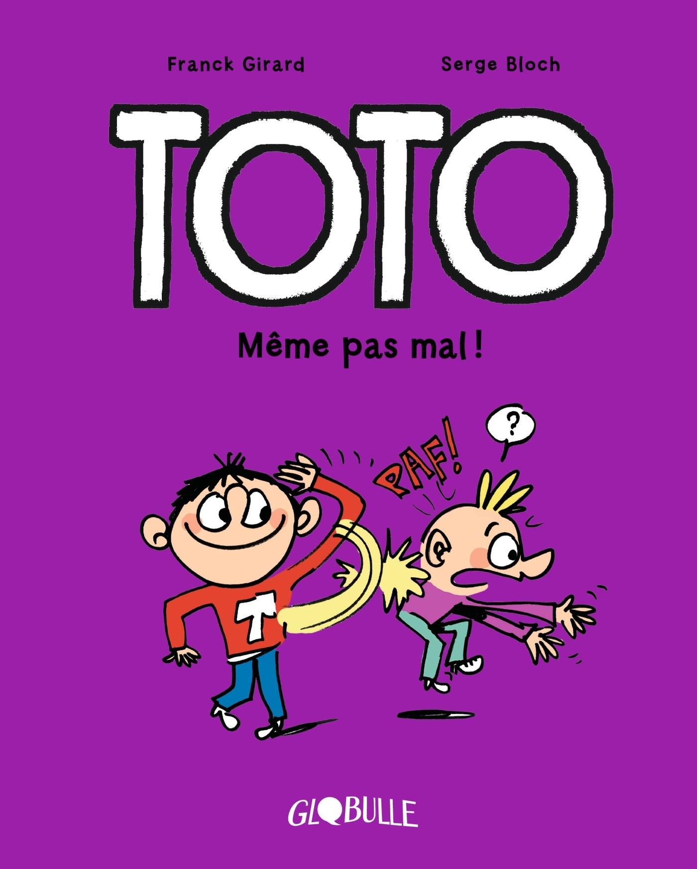 TOTO BD, TOME 03 - MEME PAS MAL !