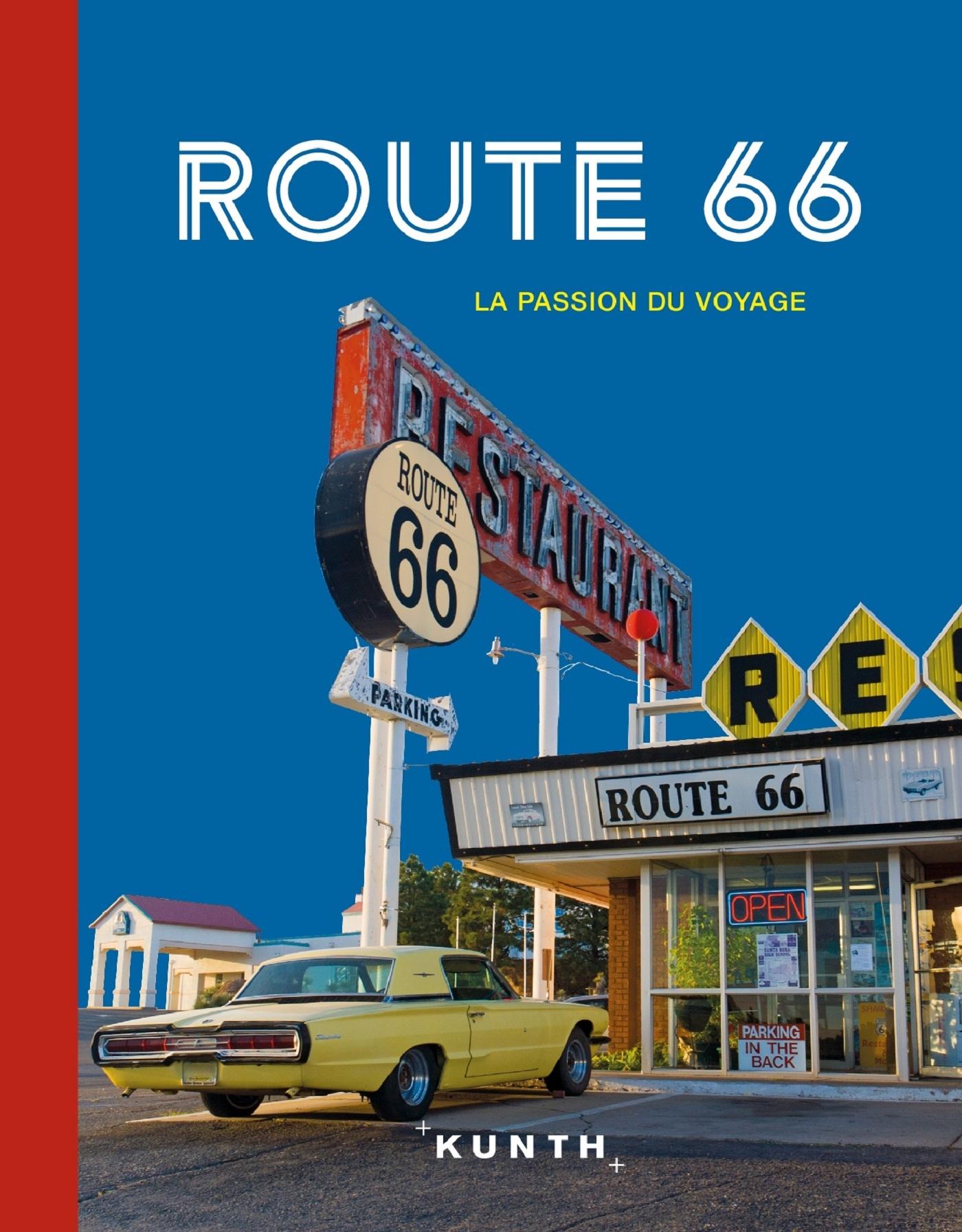 ROUTE 66 - LA PASSION DU VOYAGE