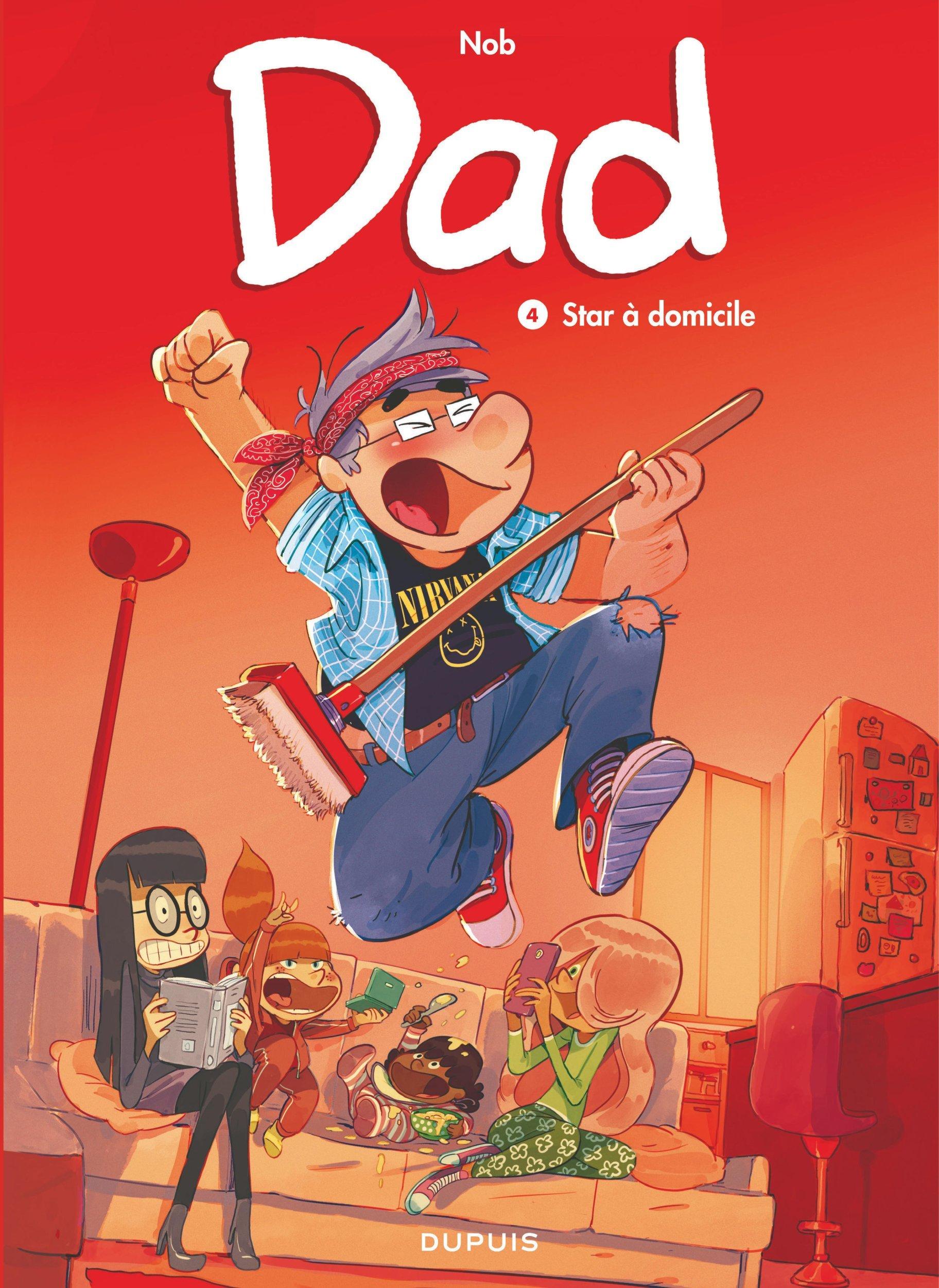 DAD - TOME 4 - STAR A DOMICILE
