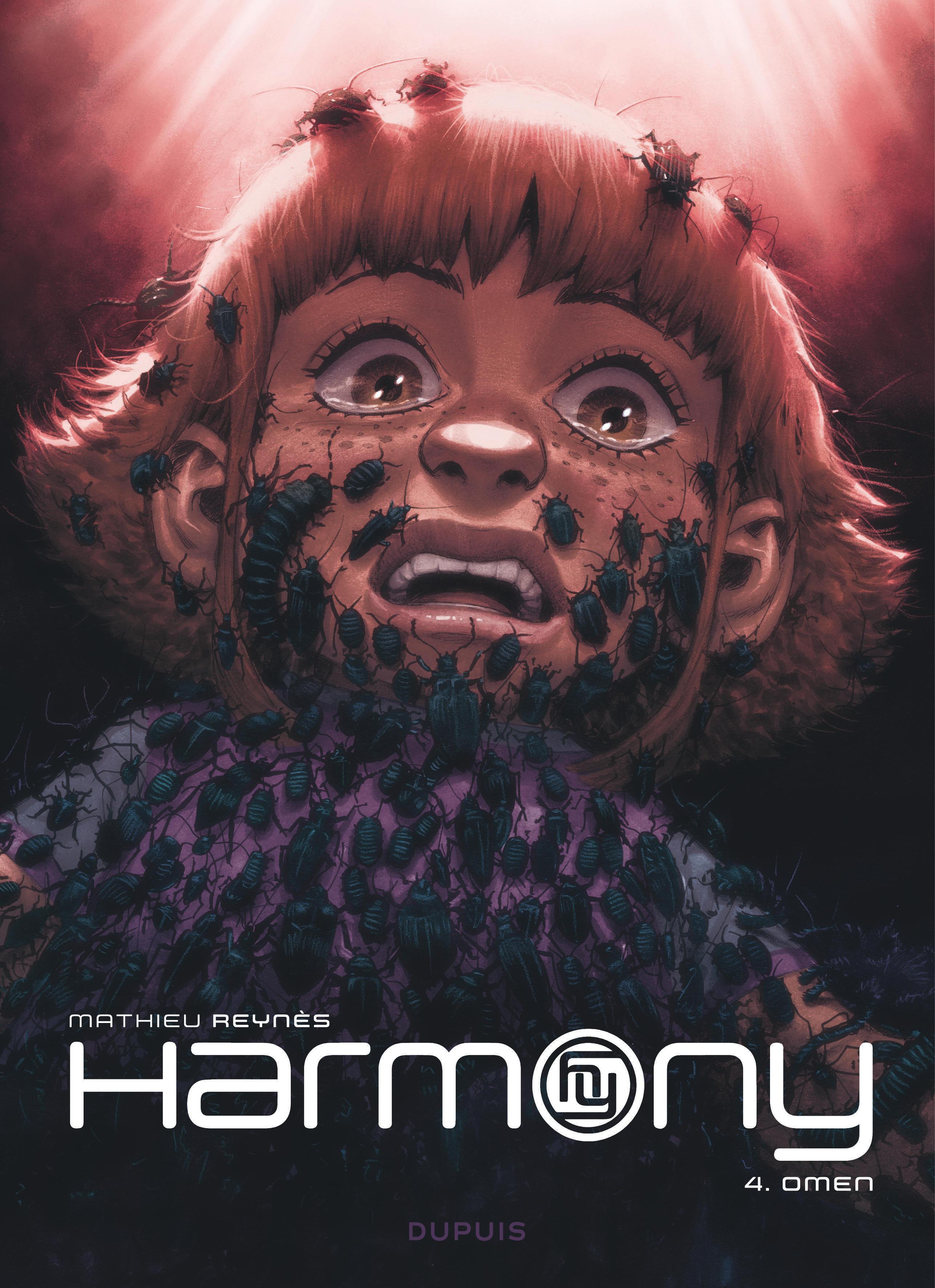 HARMONY - TOME 4 - OMEN