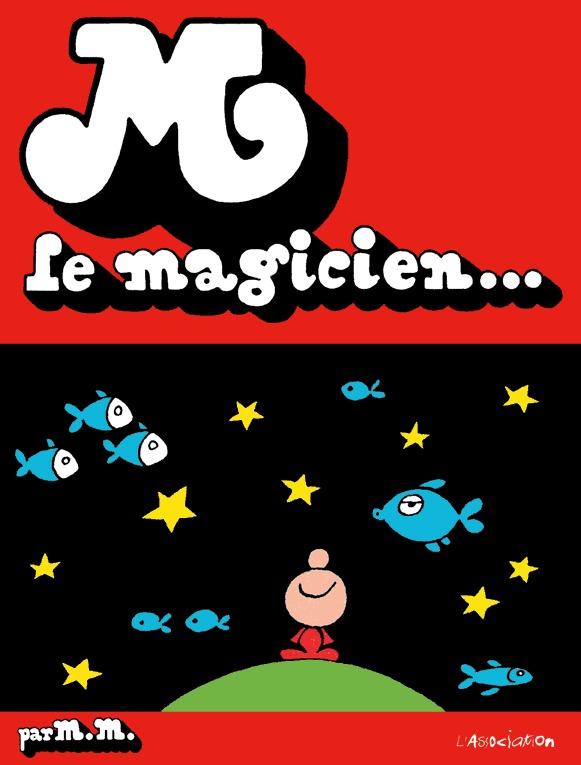 M LE MAGICIEN