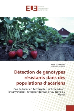DETECTION DE GENOTYPES RESISTANTS DANS DES POPULATIONS D''ACARIENS