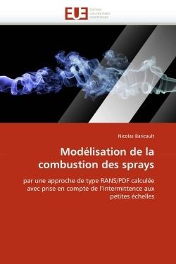 MODELISATION DE LA COMBUSTION DES SPRAYS