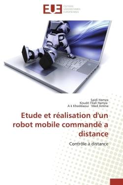 ETUDE ET REALISATION D'UN ROBOT MOBILE COMMANDE A DISTANCE