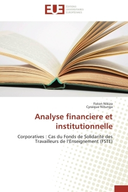 ANALYSE FINANCIERE ET INSTITUTIONNELLE