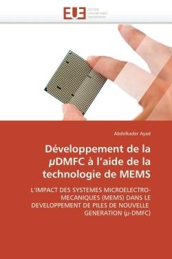 DEVELOPPEMENT DE LA ?DMFC A L AIDE DE LA TECHNOLOGIE DE MEMS