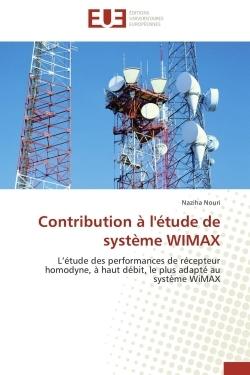 CONTRIBUTION A L'ETUDE DE SYSTEME WIMAX