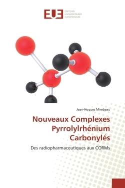 NOUVEAUX COMPLEXES PYRROLYLRHENIUM CARBONYLES