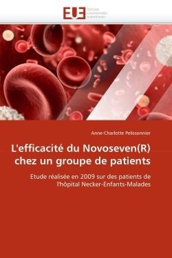 L''EFFICACITE DU NOVOSEVEN(R) CHEZ UN GROUPE DE PATIENTS